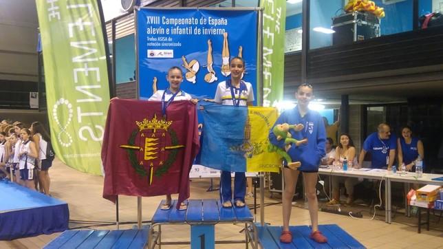 Oro y bronce para el Fabio Nelli