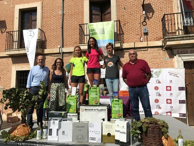 Roberto Bueno gana en La Seca