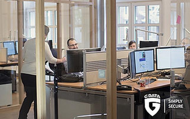 Gdata ofrece también sistemas de seguridad personalizado para empresas y entidades  / gdata