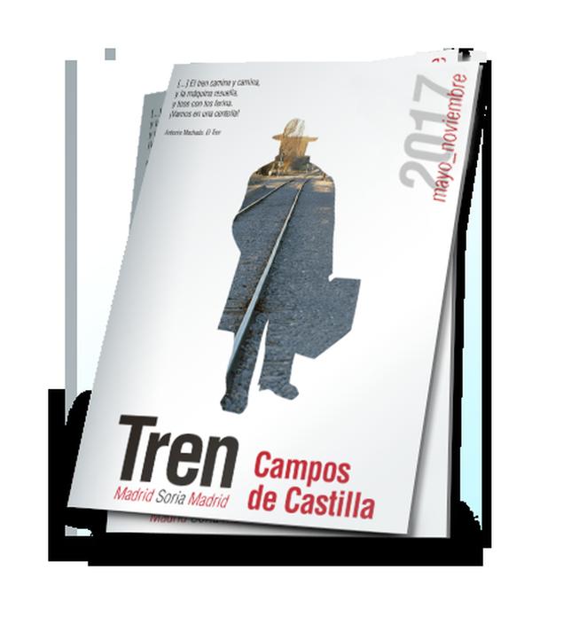 Éxito del tren 'Campos de Castilla'