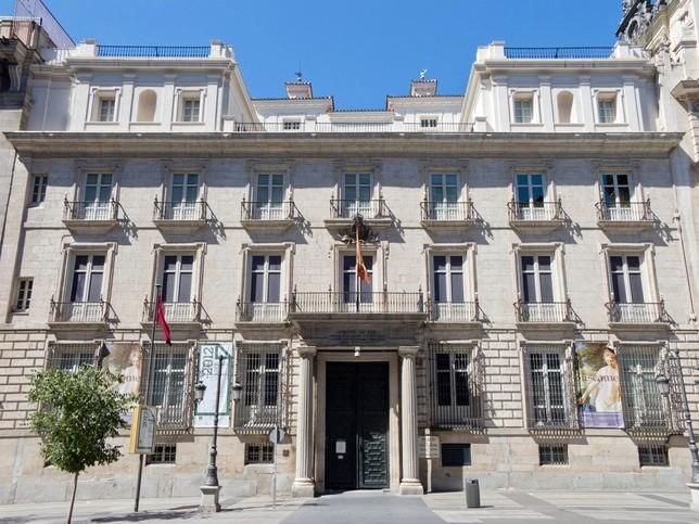 El modelo madrileño de un banco