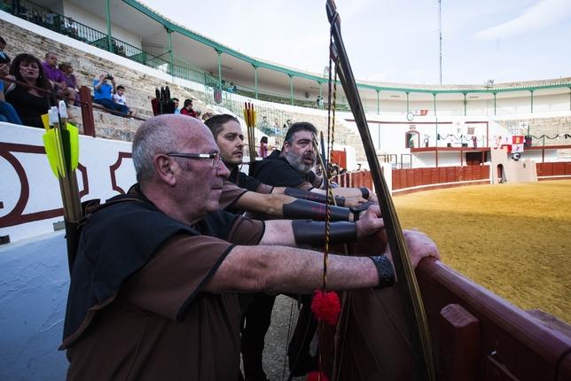 A capa y espada RUEDA VILLAVERDE