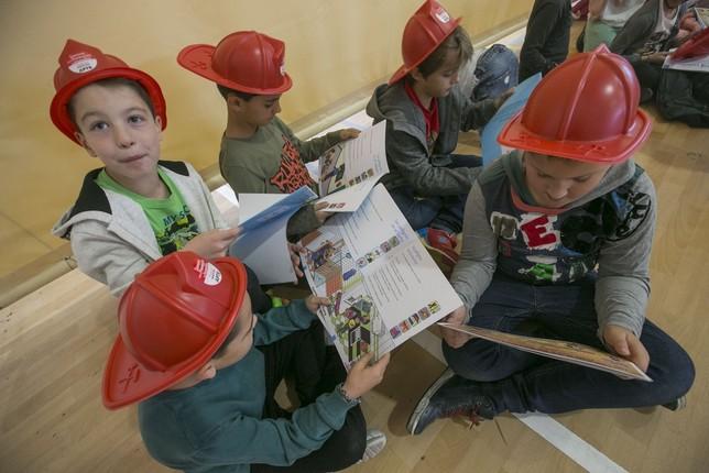Quiero ser bombero EVA GARRfIDO
