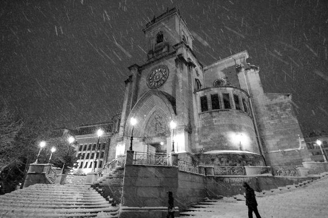 La Catedral de Albacete.
