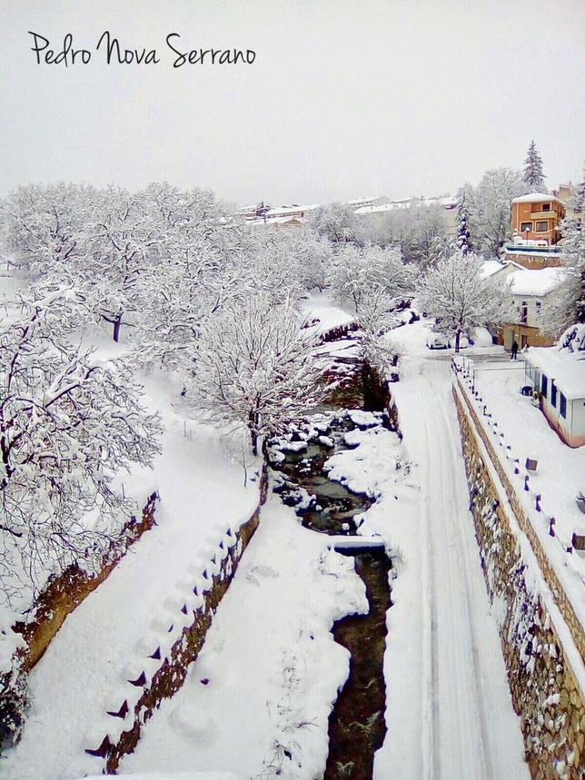Río Acedas de Nerpio.