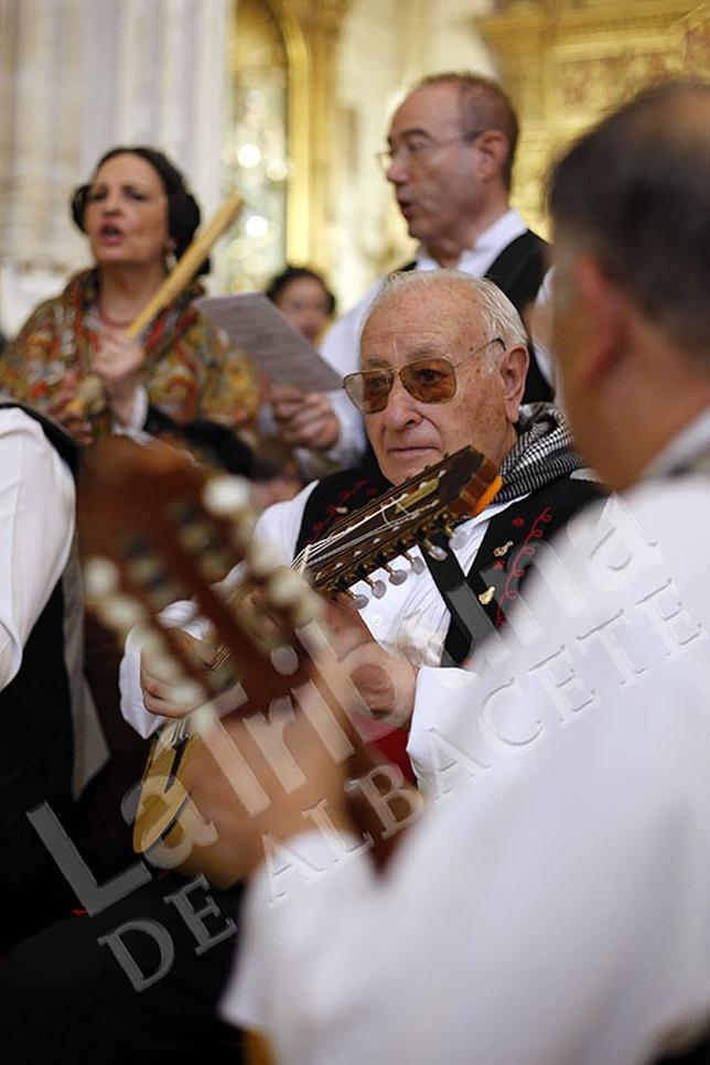 Las mejores imágenes de la Ofrenda a la Patrona, la Virgen de Los Llanos / Rubén Serrallé