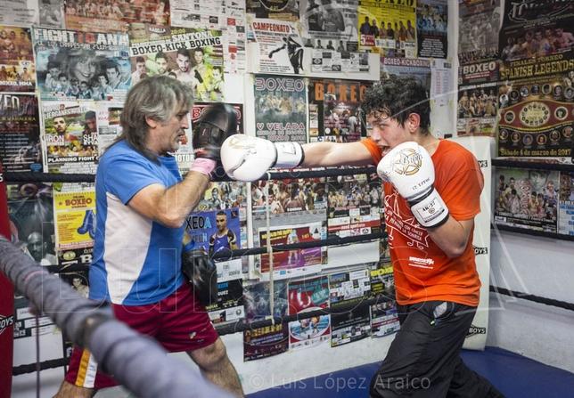 Saltando Charcos propone la integración social a través de su escuela de boxeo