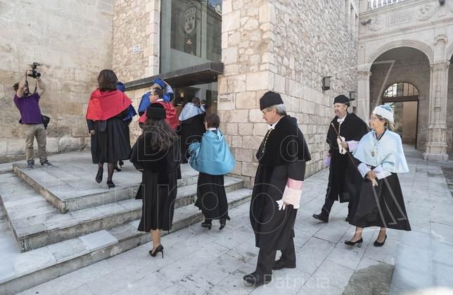 Un año más, el Hospital del Rey acogió la solemne inauguración del curso universitario