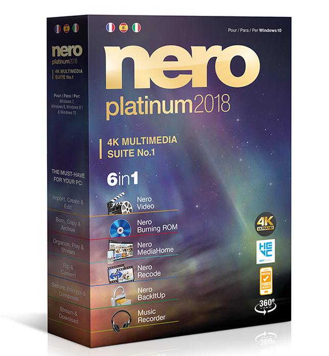 La versión más completa y espectacular de Nero