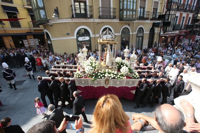 Ferias y fiestas de la Virgen de San Lorenzo