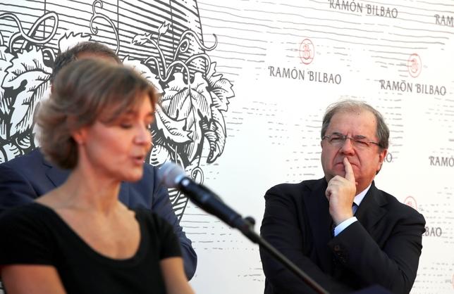 Inauguración de la bodega Ramón Bilbao