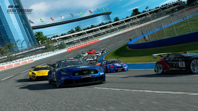Gran Turismo Sport, previsto para el otoño de este año