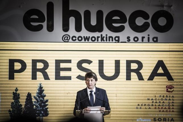 'Presura' para atraer emprendedores Eugenio Gutierrez Martinez. Eugenio Gutiérrez Mar