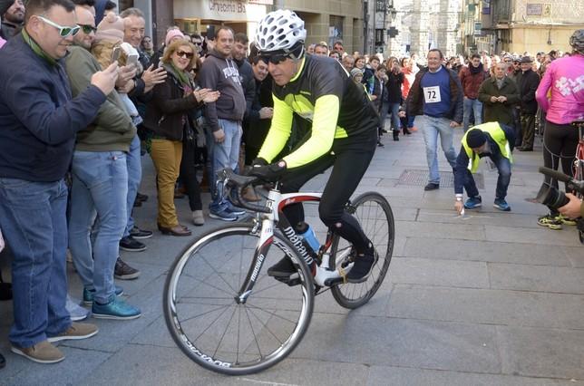 30 años del Tour de Perico  Aurelio Martin