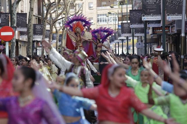Carnaval: 24.000 euros en premios Fotos: Rueda Villaverde