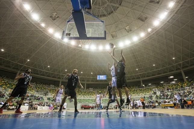 El San Pablo Burgos jugará sus partidos como local en el Coliseum. Christian Castrillo