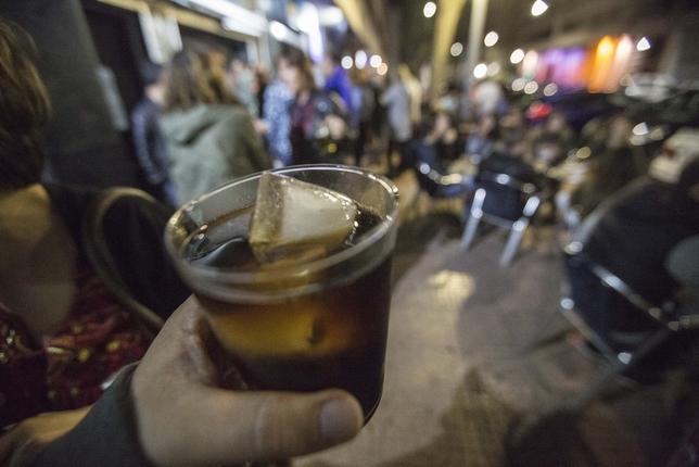 Las discotecas,hasta las 6.00 horas Pablo Lorente