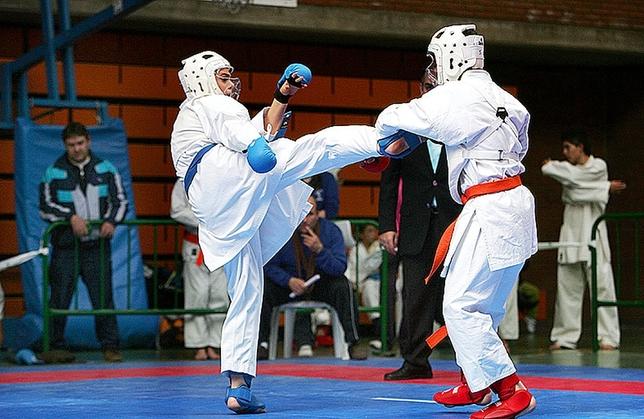 El Provincial de karate está previsto en el Carlos Serna.  Lola Ortiz