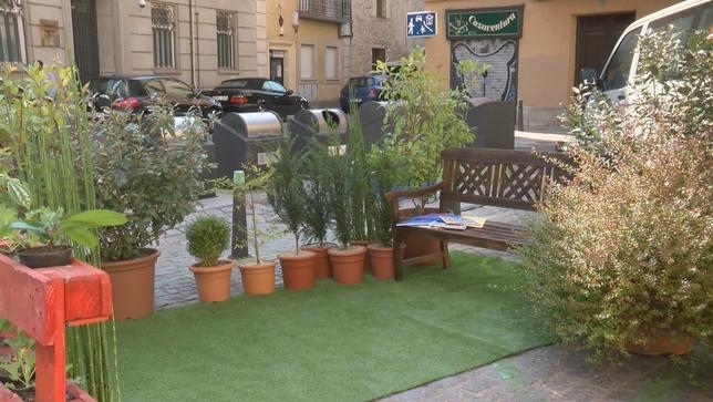 Día sin coche en Segovia