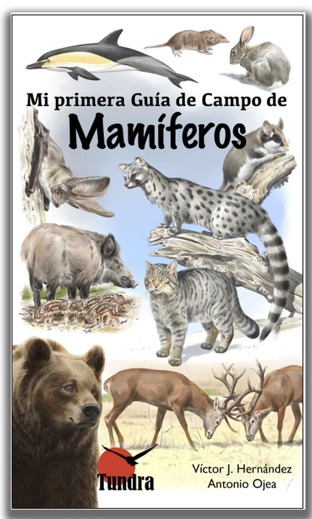 Portada de una de las nuevas guías de Tundra Ediciones