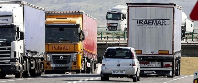 Camiones en el punto de mira la tribuna de albacete - Jefatura provincial de trafico de albacete ...