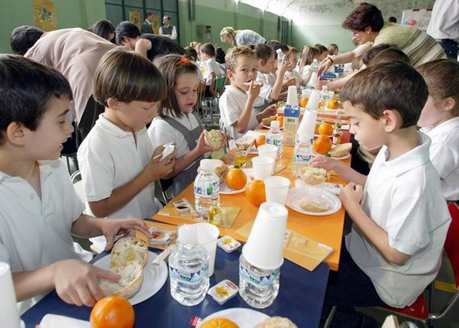 Comedores escolares para 147 niños - El Día de Valladolid