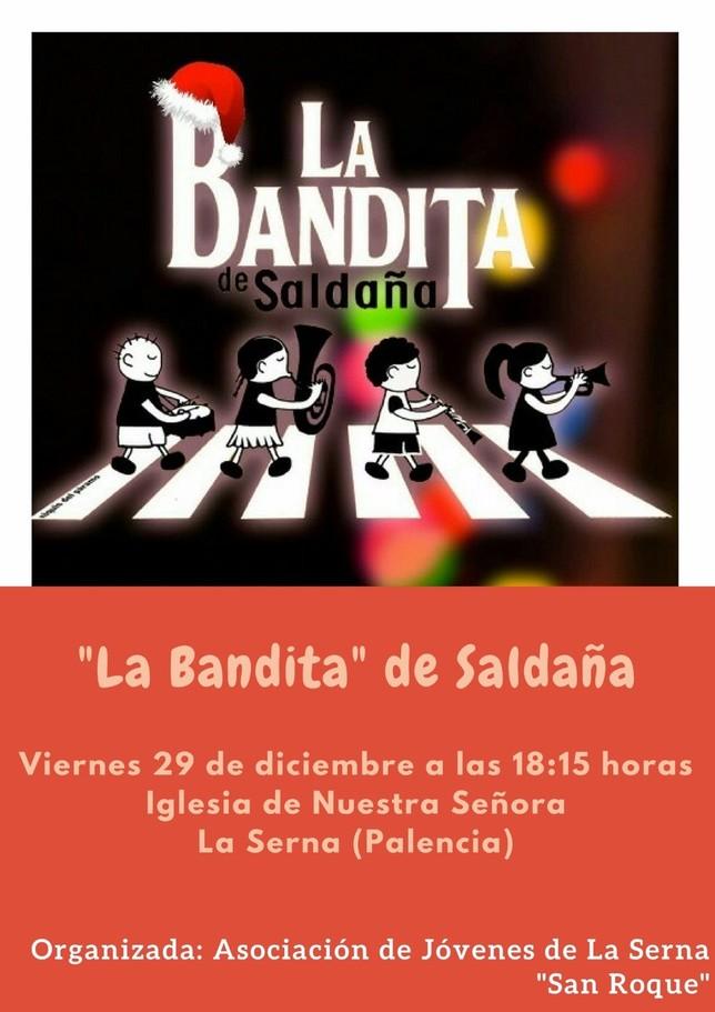 Mañana miércoles, concierto de La Banda y La Bandita