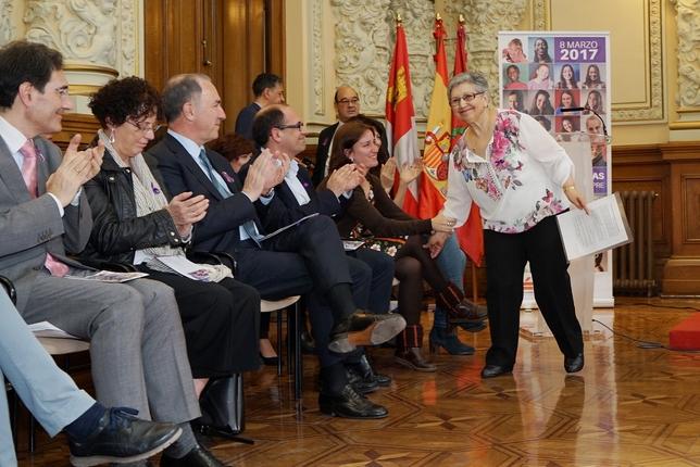Acto para conmemorar el Día Internacional de la Mujer