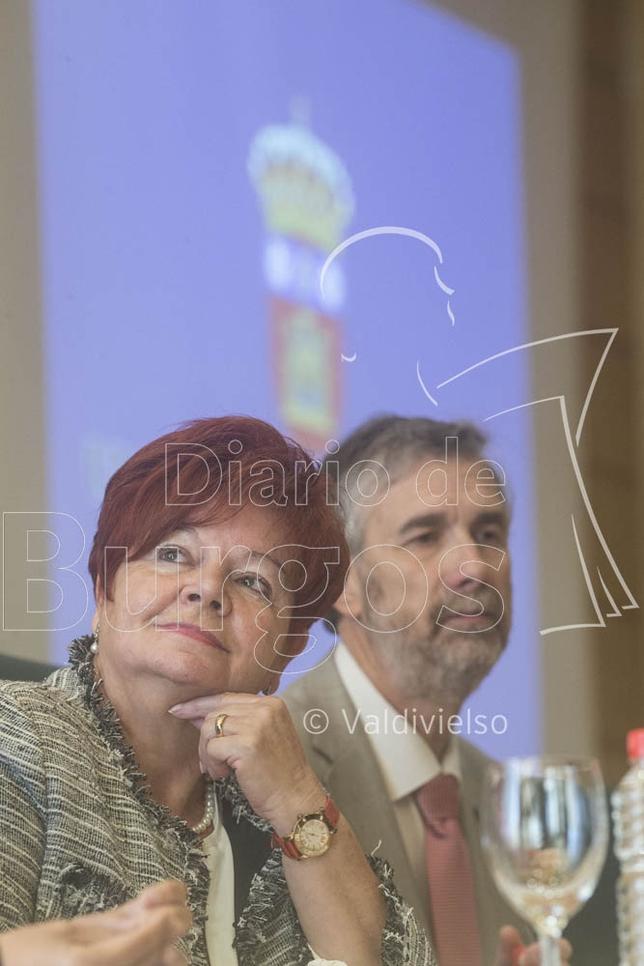 Emotivo homenaje a Inés Praga por su jubilación