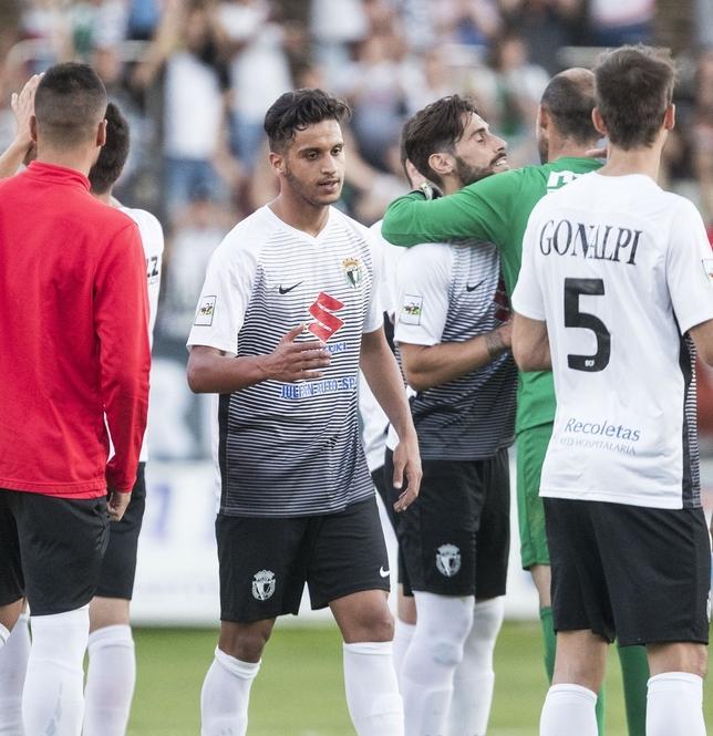 Youssef Al-Watani ha anotado este domingo su tercer gol de la temporada. Alberto Rodrigo