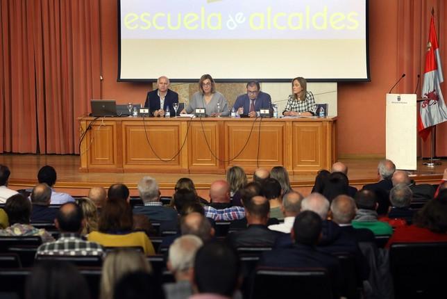 El superhabit en la escuela de alcaldes Enrique Caña