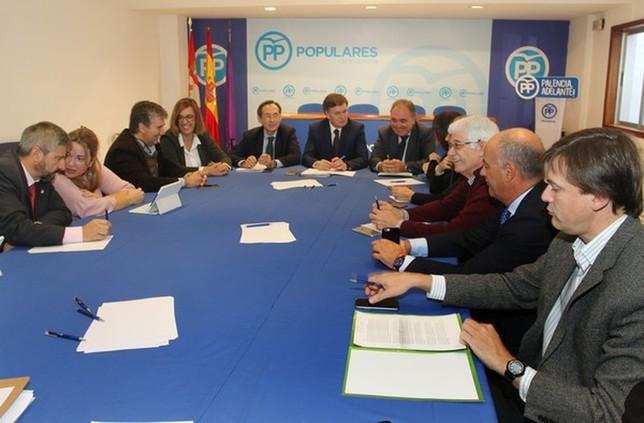 El PP defenderá la térmica en el Senado Brágimo (ICAL)