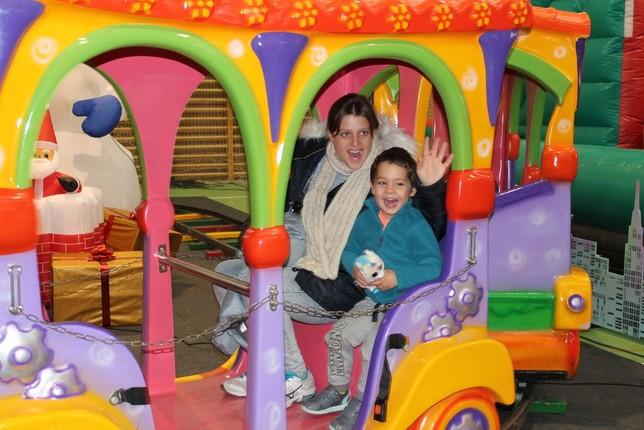 Naviland abre sus puertas con una gran acogida de los niños