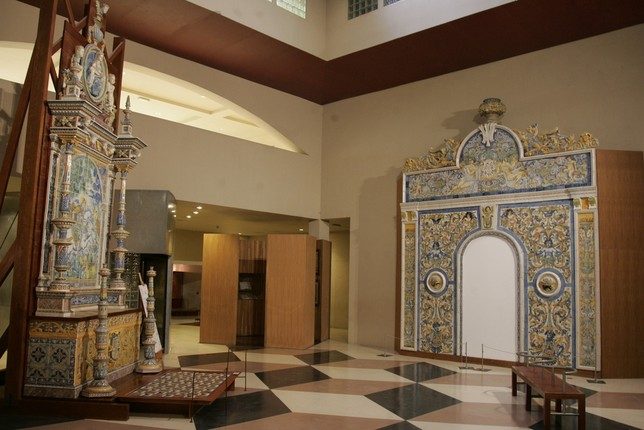 Museo Ruiz de Luna, el esplendor de la cerámica