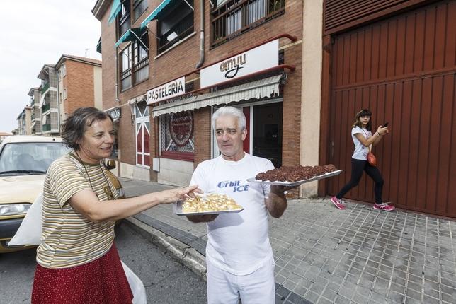 Jesús Manso, premio San Frutos Rosa Blanco