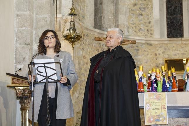 Sara Dueñas, Premio Domine Cabra Rosa Blanco