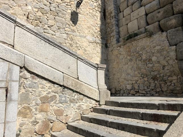 Lugar donde fue encontrada la mujer  D.M.