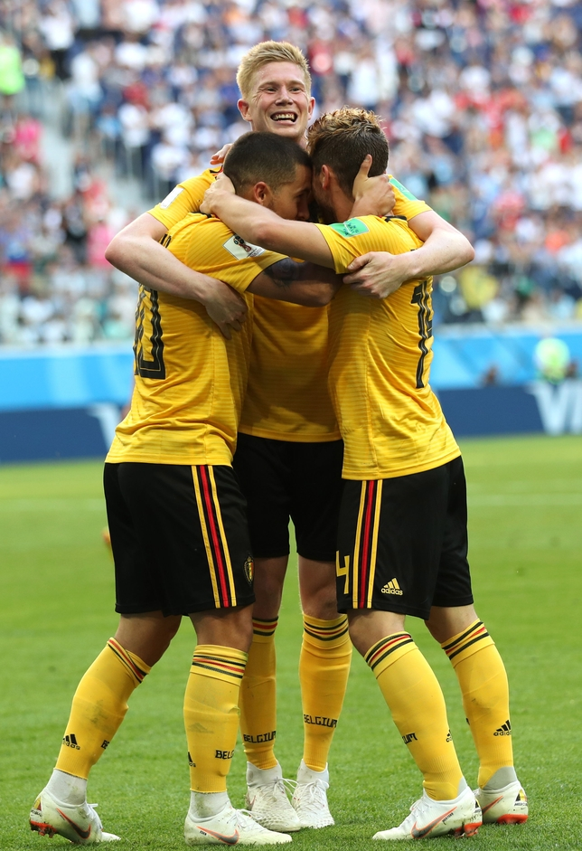 Small Final Belgium vs England