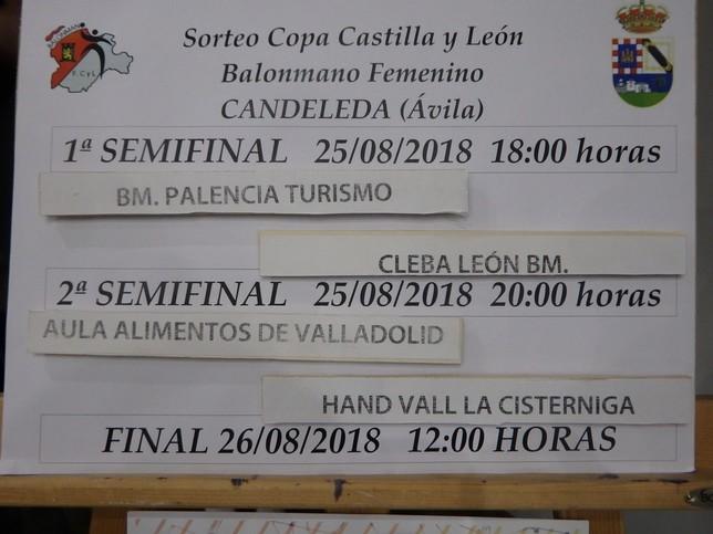 Derbi en las semifinales de la Copa Castilla y León Femenina