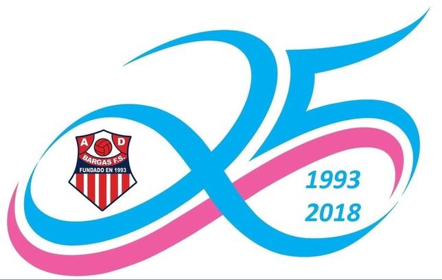 El Bargas FS ya tiene logo de su 25 aniversario