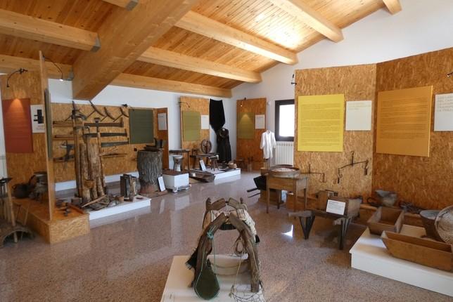 Puesta en valor del patrimonio etnológico en Talveila