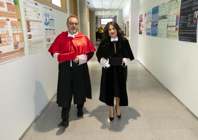 Apertura oficial del curso académico en la Universidad Europea Miguel de Cervantes