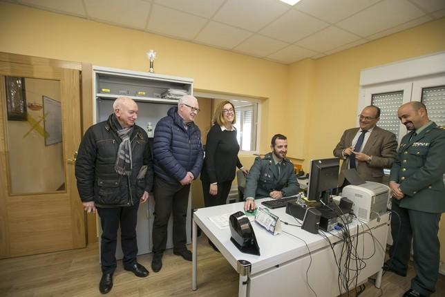 81.917 euros al proyecto de reforma del Cuartel de Villoldo Eva Garrido