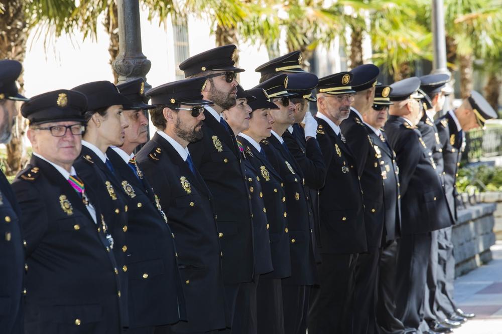 Festividad de la Policía Nacional
