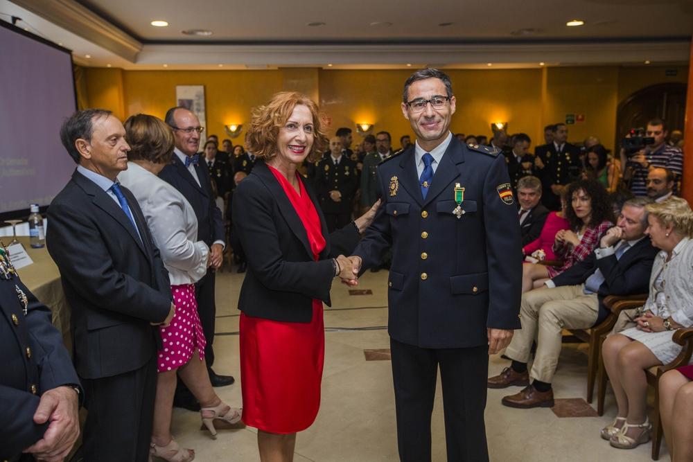 Festividad de la Policia Nacional,