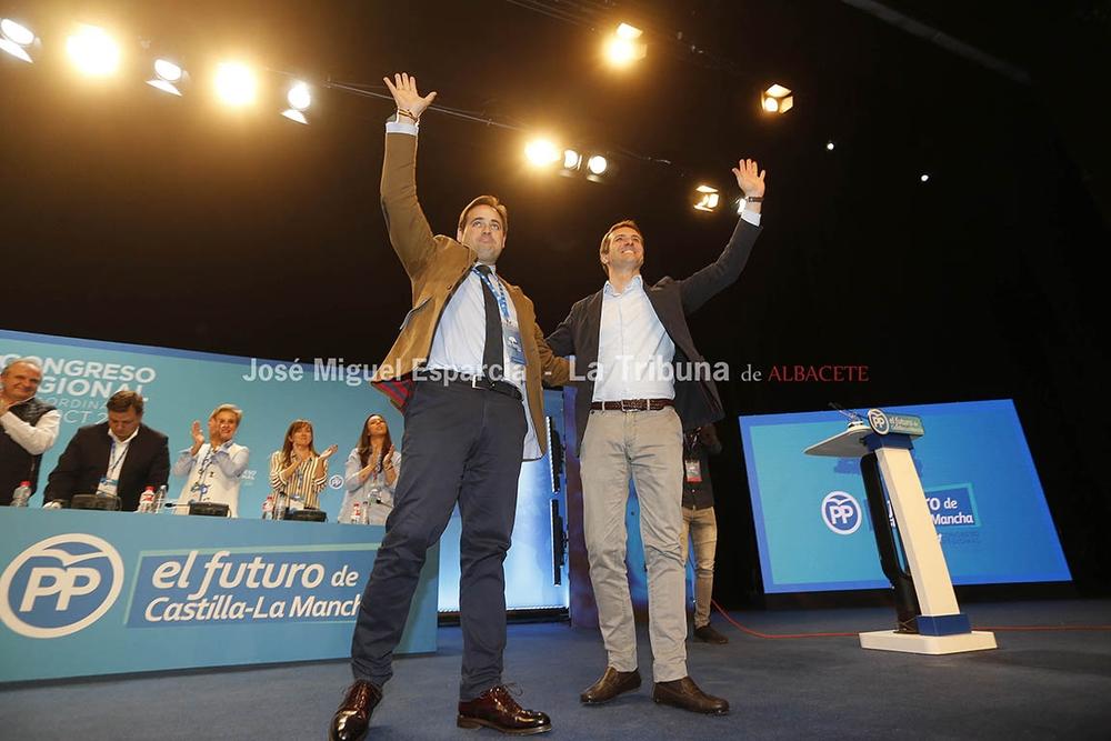 Francisco Núñez, elegido presidente del PP regional