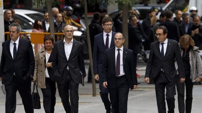El 18 de diciembre arranca el juicio del 'procés'