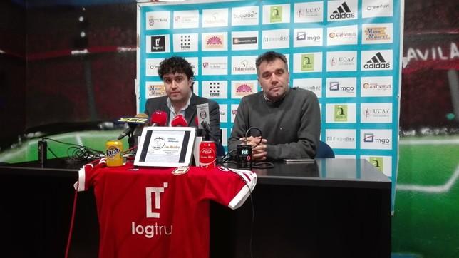 Miguel Ángel Miñambres, nuevo entrenador del Real Ávila