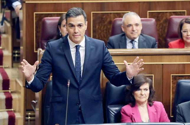 El PP y Cs dudan de la legalidad de las Cuentas de Sánchez