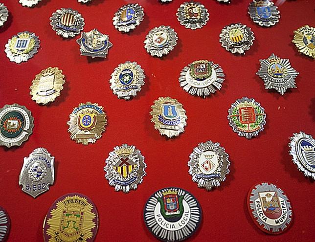 La Policía Municipal prepara un gran museo sobre su historia en la avenida de Burgos